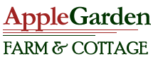 AppleGarden Farm & Cottage, Tomales CA Logo